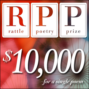 2015 Rattle Poetry Prize