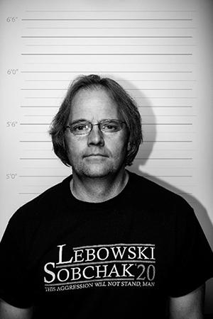 Photo of Tom C. Hunley by Bryan Lemon