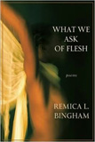 What We Ask of Flesh by Remica L. Bingham