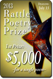 Rattle Poetry Prize Icon