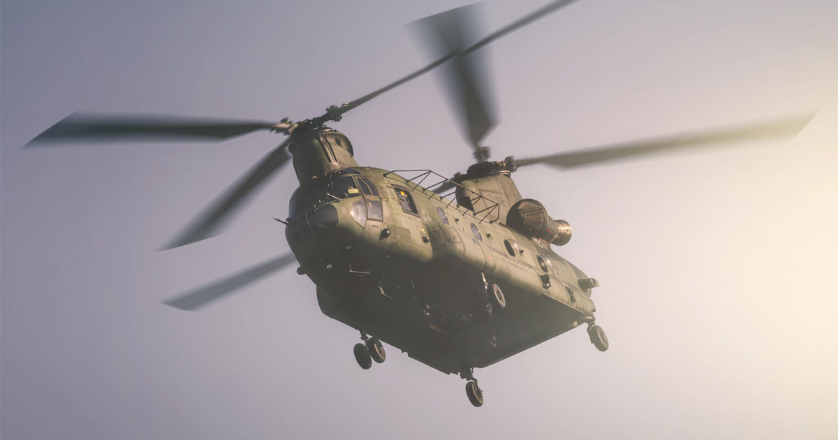 """Helicopters over Portland"""" by Devon Balwit 