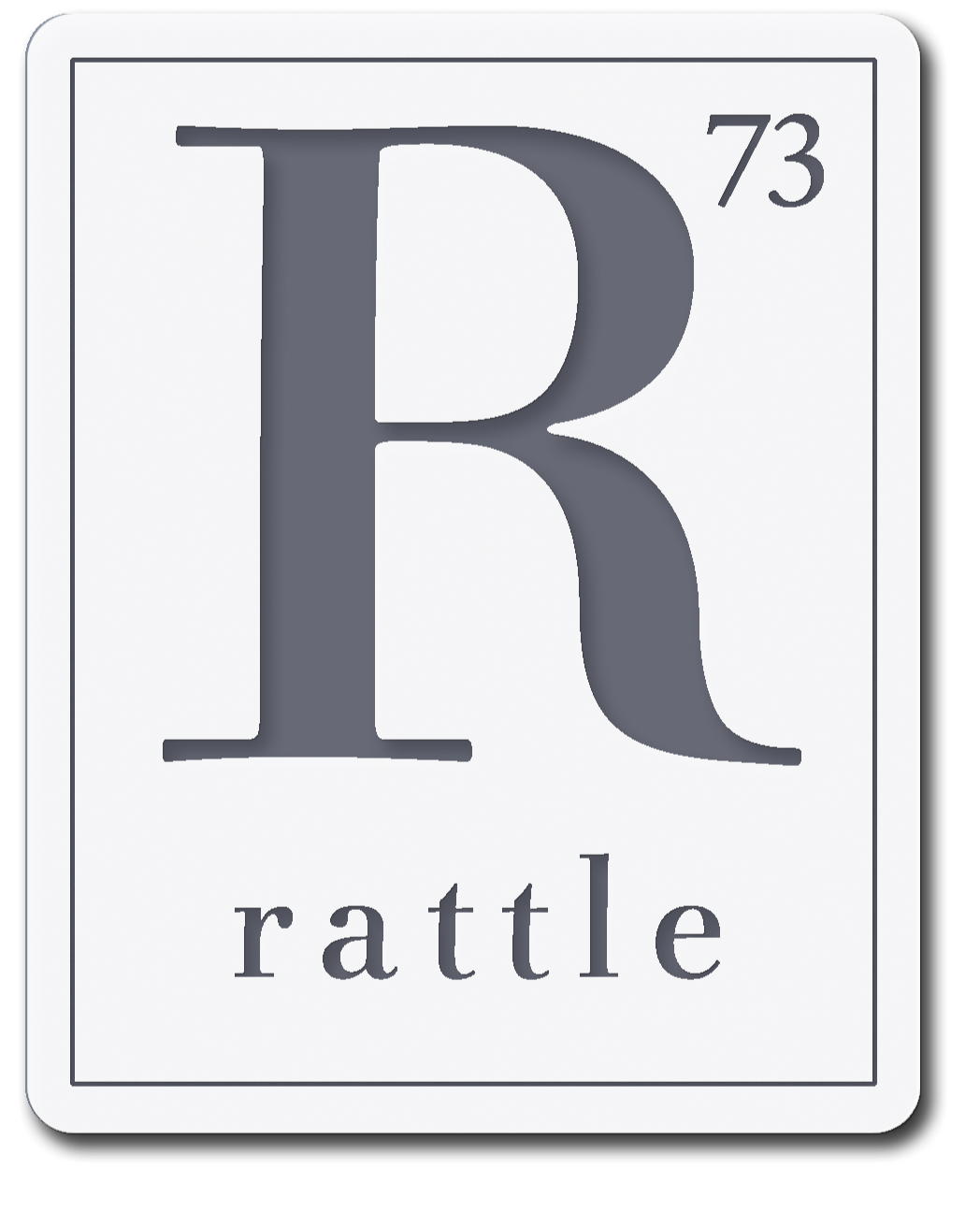 Rattle: Poetry